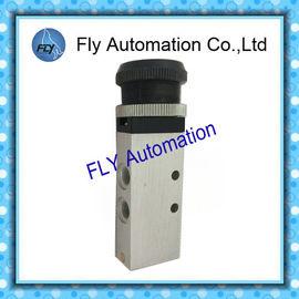 China 0,9 - mechanisches Ventil G1/8 und G1/4 pneumatisches mechanisches Ventil 10bar fournisseur