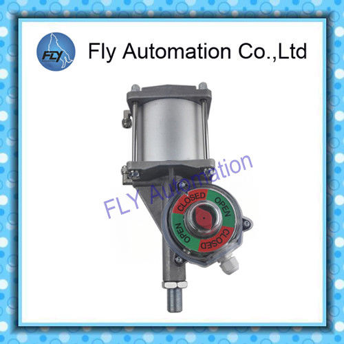 Butterfly valve Pneumatic actuator cylinder PD101A2