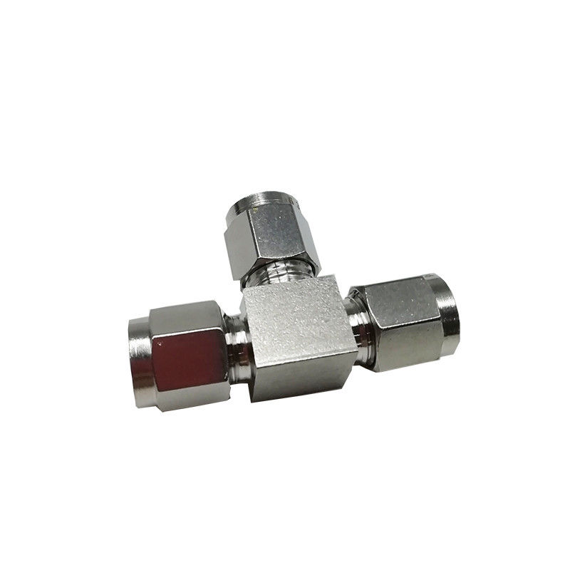 BKT-PE6 Air Hose Pneumatic Tube Fittings Stainless Steel Pipe Fittings Coated With Sealant