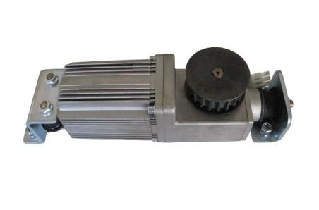 Automatic Sliding Door Parts Non-brush DC Motor Replacement 24V 55W