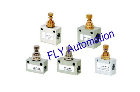 Pricisely Air Flow Control Valves KLA-06,KLA-08,KLA-10MKLA-15,KLA-15,KLA-20,KLA-25