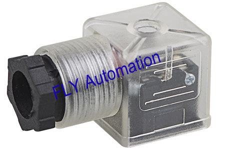 18MM DIN43650A MPM Solenoid Electromagnetic Induction Coil Connector