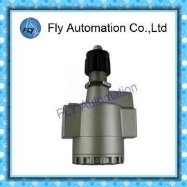 China Weisen-Luftströmungs-Strömungsventil-großer Fluss SMCs AS420 Standard in Linie Drehzahlregler distributeur