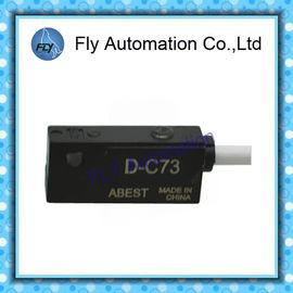China Zerteilt pneumatische Luft-Zylinder SMCs D-C73 D-C76 CDJ2/MGC/RSDG REED-Schalter Sensor-Schalter-Magnetschalter distributeur