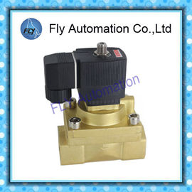 China Normaler offener Messing 2/2 Weisen-Magnetventil DN20 DN25 5404 AC220V DC24V distributeur