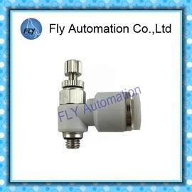 China GRLA-M5-QS-6 162962 ein Weisen-Luftströmungs-Strömungsventil, Drossel-Ventil-pneumatische Installationen distributeur