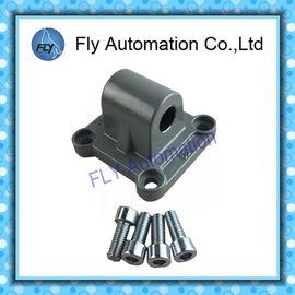 China Zylinderzusatz CA63 Festo DNC für Bohrung 63mm ISO 15552 schreiben das RoHS-konforme Zylinderc$einzel-ohr distributeur